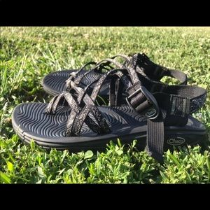 Size 9 Black Chaco Sandals